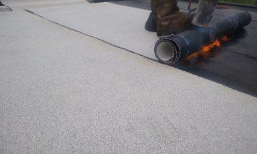 Wouters Dakwerken | Plat dak met Roofing